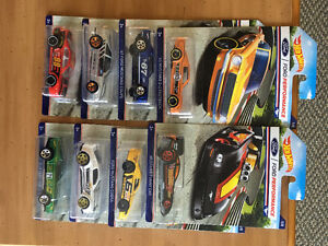Hot Wheels Mustang Collection