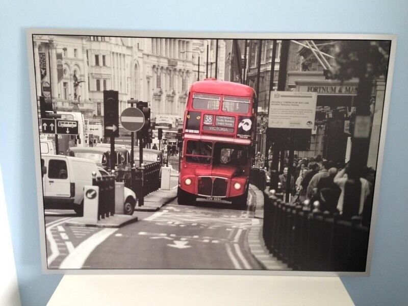 London Bus Ikea Picture Home D Cor Accents Ottawa