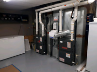 Furnace and air conditioning repairs and replacement