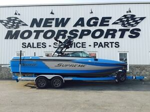2016 Supreme Boats S238 Surf/Wake Boat ONLY $79,999