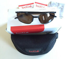 Bolle Lift black sunglasses True Light Dark