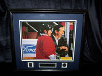 WAYNE & WALTER GRETZKY FORD LIMITED COLLECTOR PRINT.