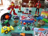 Toys , Boots, Game ,
