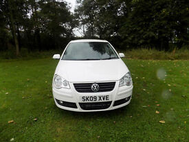 2009 Volkswagen Polo 1.2 ( 60ps ) Match netherton cars