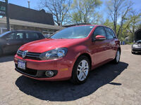 2010 Volkswagen Golf Highline Hatchback London Ontario Preview
