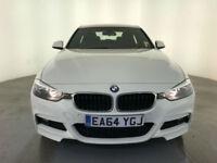 2014 BMW 325D M SPORT DIESEL 1 OWNER SERVICE HISTORY 4 DOOR SALOON SAT NAV