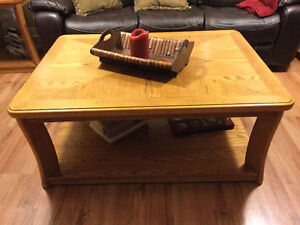Coffee table set for sale.