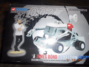 james bond collection 007  diecast
