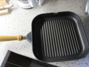 TVS - Solida Induction Grill Pan