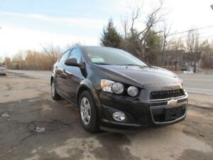 2015 Chevrolet Sonic LT! BACK UP CAM! HEATED SEATS! NEW TIRES!