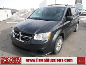 2012 Dodge GRAND CARAVAN SE WAGON 7PASS 3.6L SE
