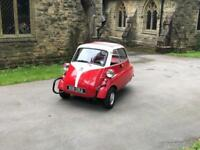 BMW Isetta 300, 1960, One owner from new, Only 36000 miles