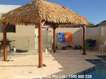 Synthetic Bali Huts Thatching Melbourne
