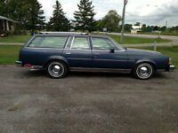 1983 Oldsmobile Cutlass Wagon