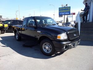"""2008 Ford Ranger 2WD SuperCab 126"""""""