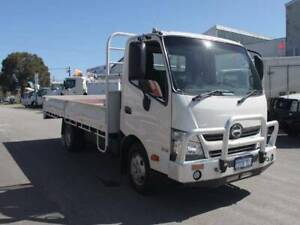 2011 Hino 300 Tray Top, Stock 1031 Kenwick Gosnells Area Preview