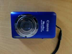 Canon Elph Power Shot Camera