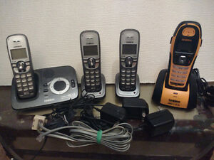 Uniden Dect 6.0 Expandable Phone System w/Answering Machine Edmonton Edmonton Area image 1