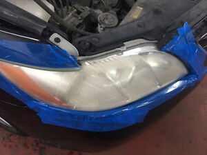 HEADLIGHT RESTORATION, THE BEST, + UV PROTECTION West Island Greater Montréal image 8