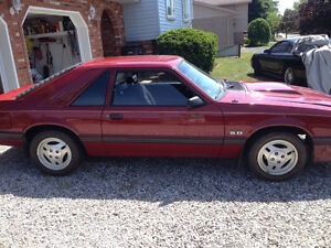 1982 mustang gt for sale