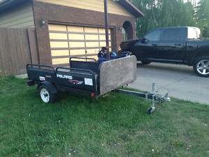 """8' x 54"""" Utility Trailer For Sale Asking $850.00 OBO"""