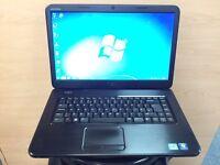 Dell i5 Fast HD Laptop, (Kodi) Hdmi, 6GB Ram, 500GB,Windows 7 64bit, Microsoft office,Good Condition