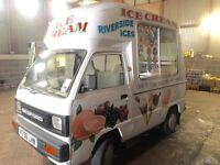 Ice Cream Van To Hire