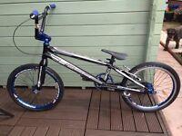 One of a kind custom built BMX race bike