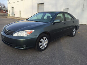 2003  CAMRY* 84 000 KM *  IMPECCABLE
