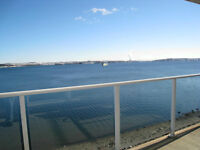 WATERFRONT CONDO, SWEEPING VIEWS OF BEDFORD BASIN