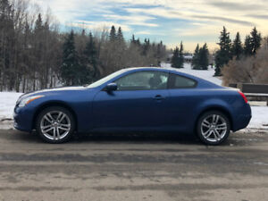 2010 Infiniti G37X Coupe, Fully Loaded, Excellent Condition