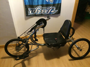Handcycle bike