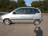 2003 Diesel Hyundai Matrix 1.5 Diesel With Long MOT PX Welcome