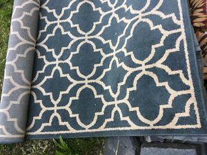 5x8 rug - great condition