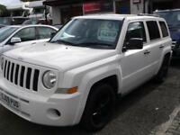 Jeep Patriot 2.0CRD 4X4 Sport / Long Mot / White
