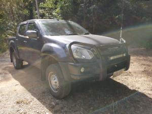 Isuzu dmax, 4x4 turbo diesel