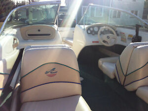 1996 SeaRay 175 & Trailer - Great Condition, Great on Gas!