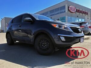 2016 Kia Sportage LX | One Owner | Bluetooth Ready