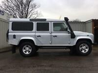 Land Rover 110 Defender 2.4TDi XS 7 SEATER. NO VAT
