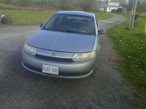 2003 Saturn ION grey Sedan Belleville Belleville Area image 2