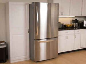 STAINLESS STEEL FRIDGES starting at ONLY$499-SALE UNTIL JUNE 24