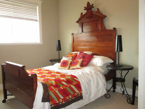 Antique bed for sale!