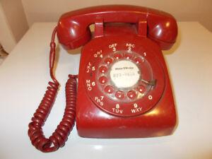Old Timey-Wimey Telephones x 2