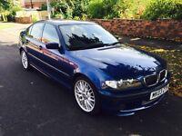 BMW 320i M sport 2003 not golf SXI Sri a3 bmw Ibiza tdi cdti e46 520