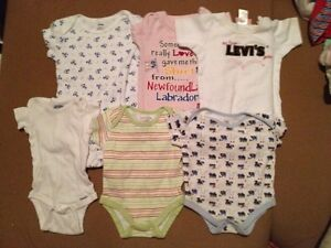 Mostly girl clothes! Ranging from NB TO 9 Months  London Ontario image 4