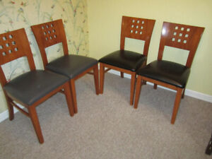Commercial quality dining room chairs