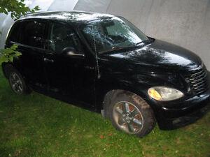 2004 Chrysler PT Cruiser turbo Hatchback