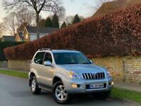 08 TOYOTA LAND CRUISER 3.0 D-4D LC3 3DR + FULL TOYOTA S/HISTRY +1 OWNER + IMMAC!