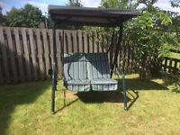 Garden swinging hammock - 2 seat