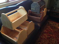 Hand Made Tool Boxes